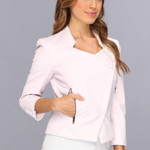 BCBGeneration Women's Tailored Jacket Pearl Haze L